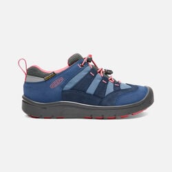 Big Kids' HIKEPORT Waterproof in Dress Blues/Sugar Coral - small view.