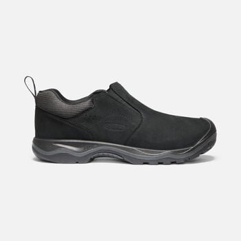 Men's RIALTO SLIP-ON in Black - large view.