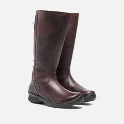 Women's Bern Baby Bern II Tall Wide in Mocha - small view.
