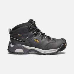 Men's Detroit XT Waterproof Boot (Soft Toe) in MAGNET/PALOMA - small view.
