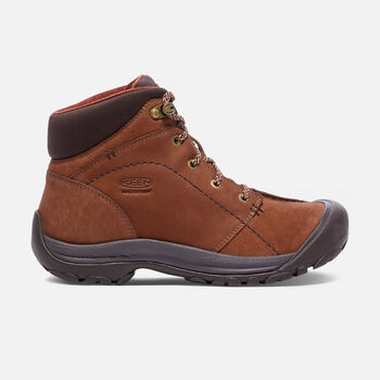 WOMEN'S KACI WINTER WATERPROOF MID in Tortoise Shell/Marsala - large view.