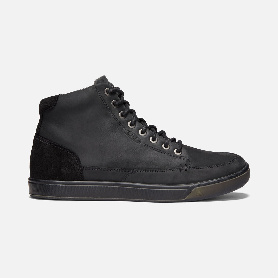 426b1d67374 Men's Glenhaven Mid Sneaker Boots - Leather Lace-Up Sneakers | KEEN ...