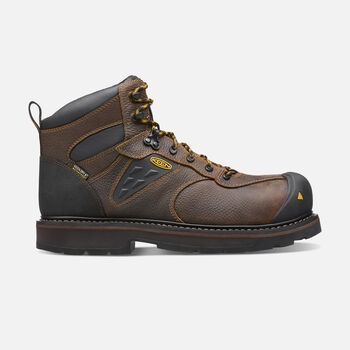 Men's Tacoma Waterproof (Composite Toe) in Cascade Brown/Tawny Olive - large view.