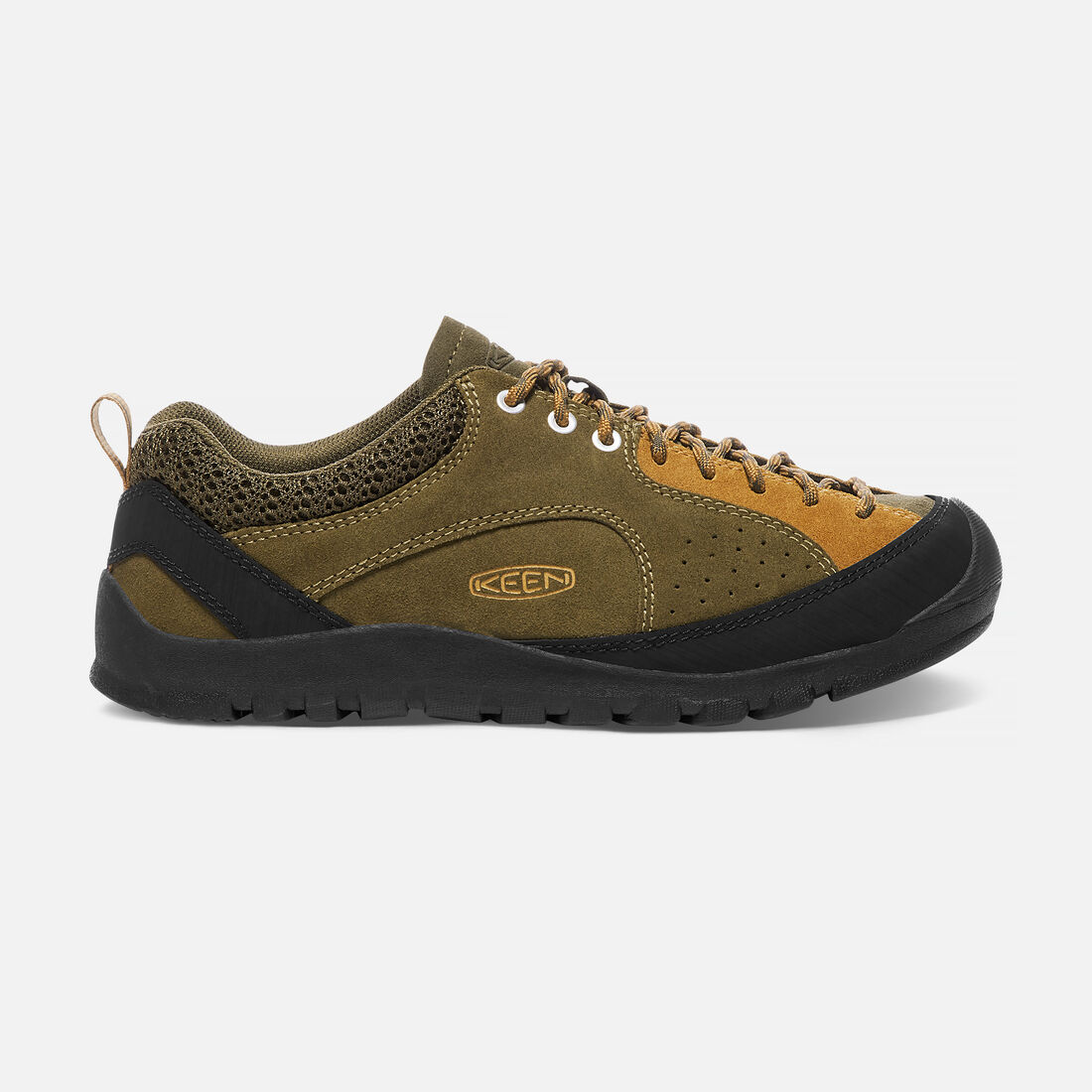 Men's Jasper Rocks in Military Olive/Cathay Spice - large view.