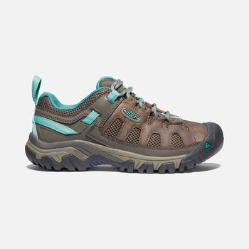 Women's Targhee Vent Hiking Shoes in BUNGEE CORD/CANTON - large view.