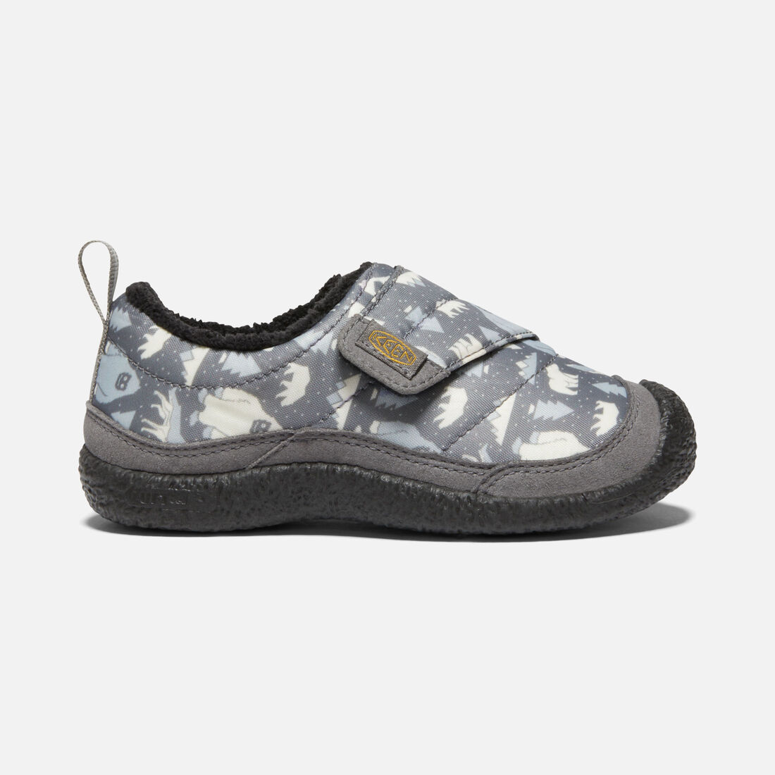 Little Kids' Howser Wrap in Steel Grey/Star White - large view.