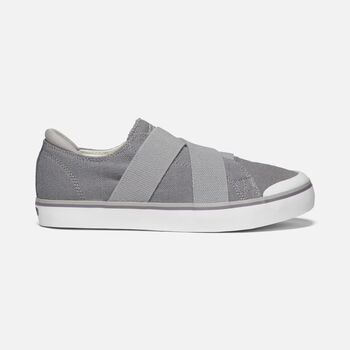 Elsa III-Gore-Slip-On Sneaker für Damen in STEEL GREY - large view.