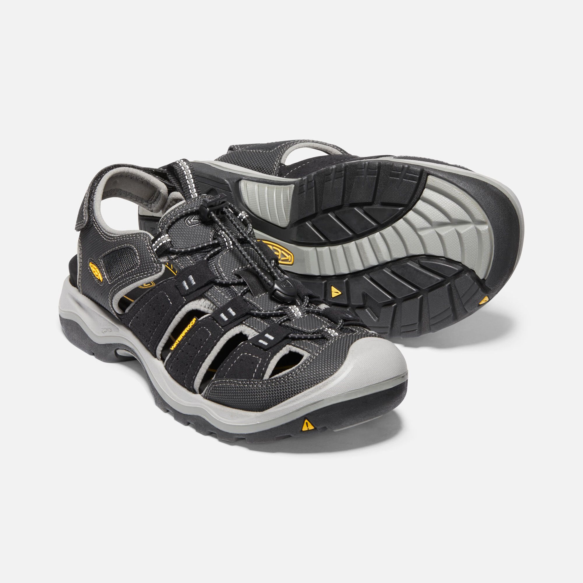 6045c9560f9e Men s Rialto II H2 - Men s Hiking Sandals With Bungee Laces