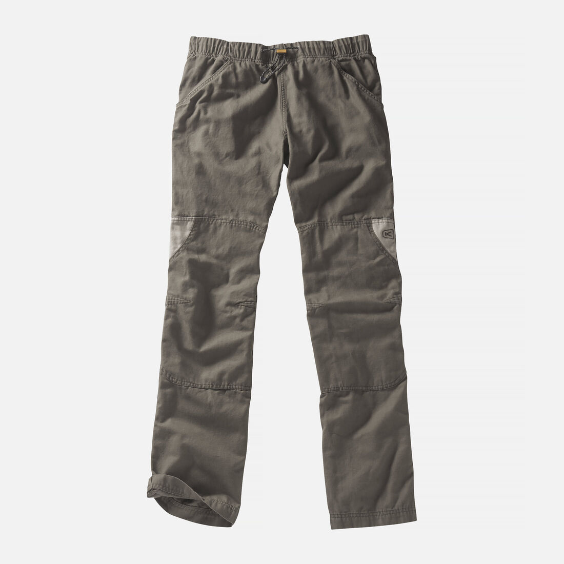 Men's Slacker Pant in Olive Green/Khaki - large view.
