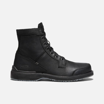 Men's Eastin Boot in BLACK - large view.
