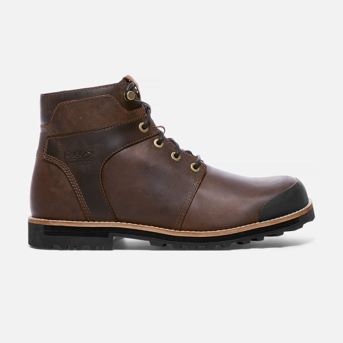Men's 'THE ROCKER' Waterproof Boot in Big Ben/Eiffel - large view.