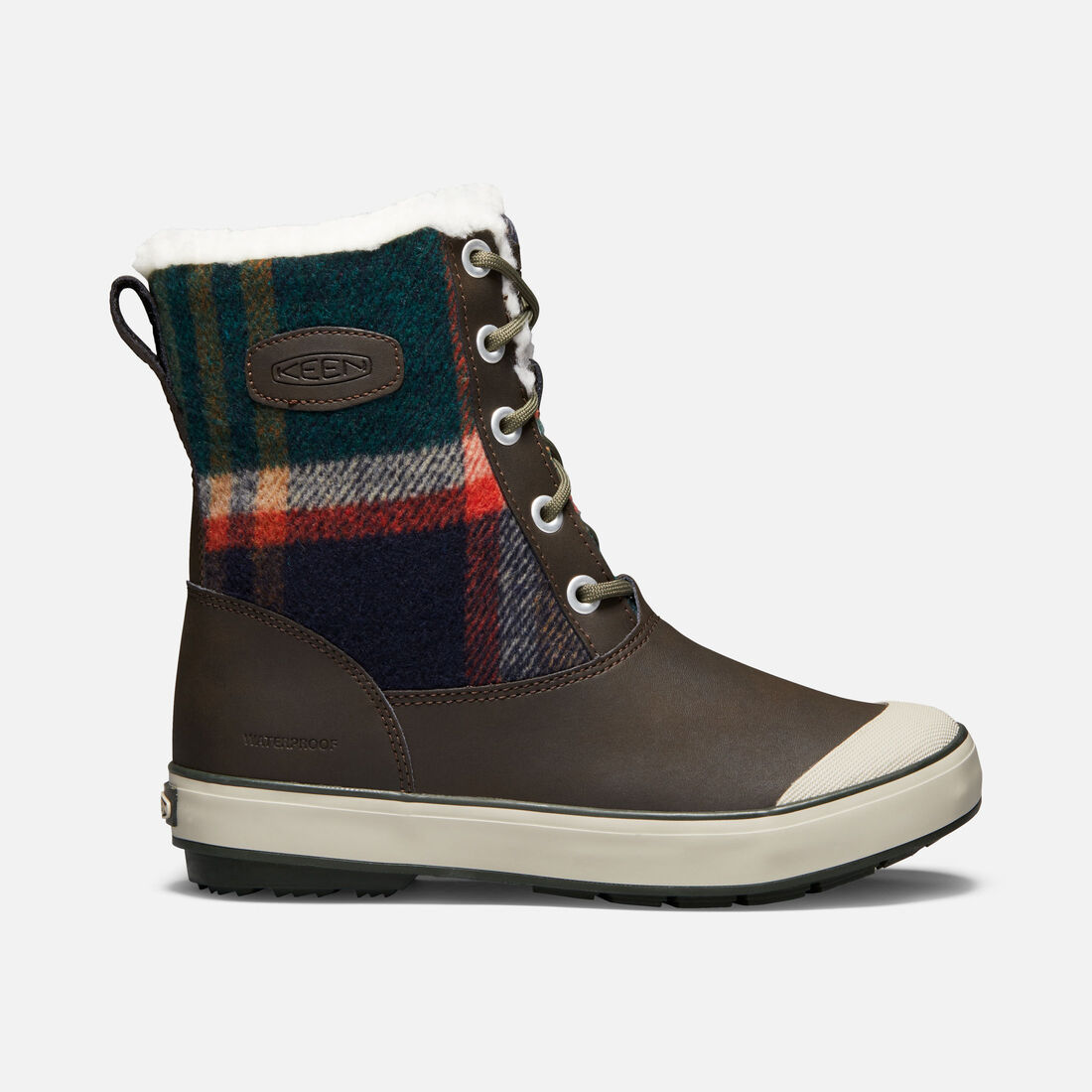 Women's Elsa Boot in Coffee Bean - large view.