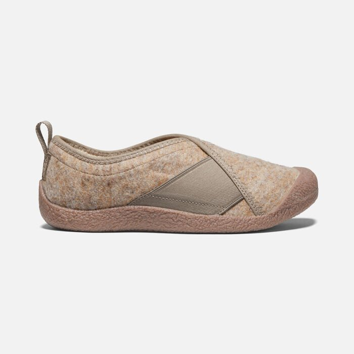Women's Howser Wrap in Taupe Felt/Plaza Taupe - large view.