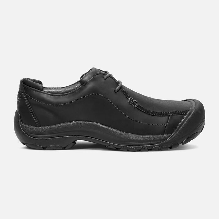 Men's Portsmouth II Casual Shoes in Black - large view.