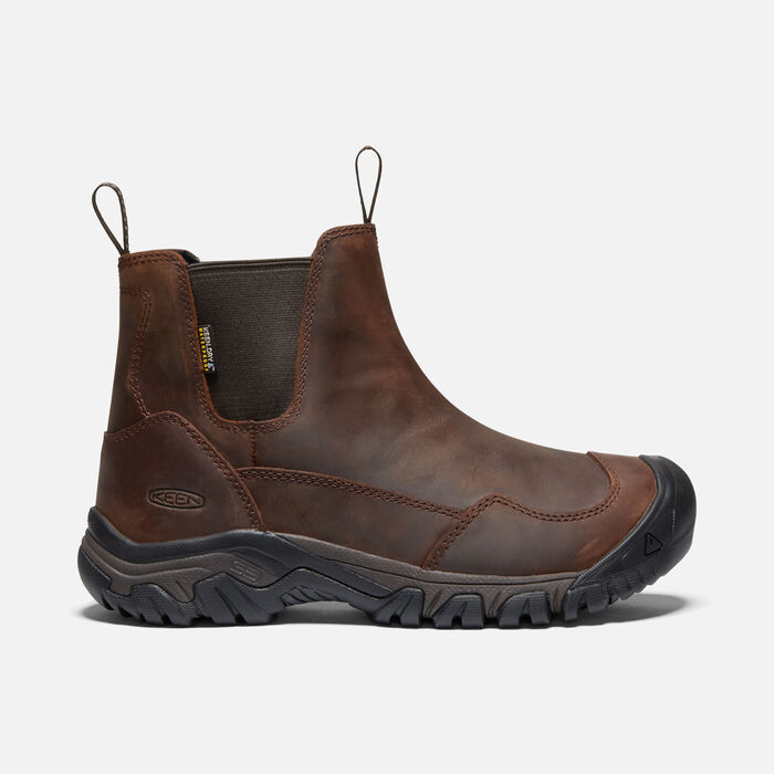 HOODOO III CHELSEA WP POUR FEMME in TORTOISE SHELL/MULCH - large view.