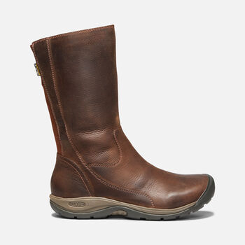 Women's Presidio II Waterproof Boot in TORTOISE SHELL - large view.