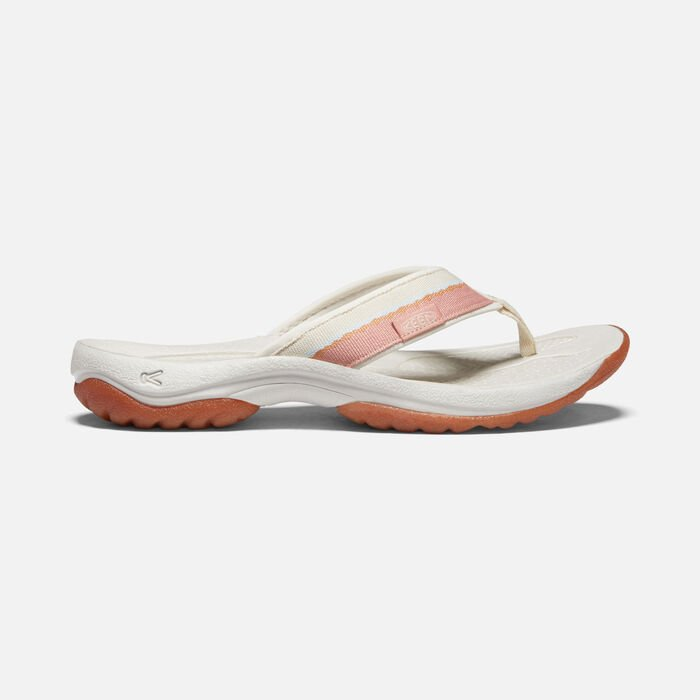 Women's Kona Flip II in Brick Dust/Birch - large view.