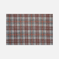 Wool Adventure Blanket in Red Plaid - small view.