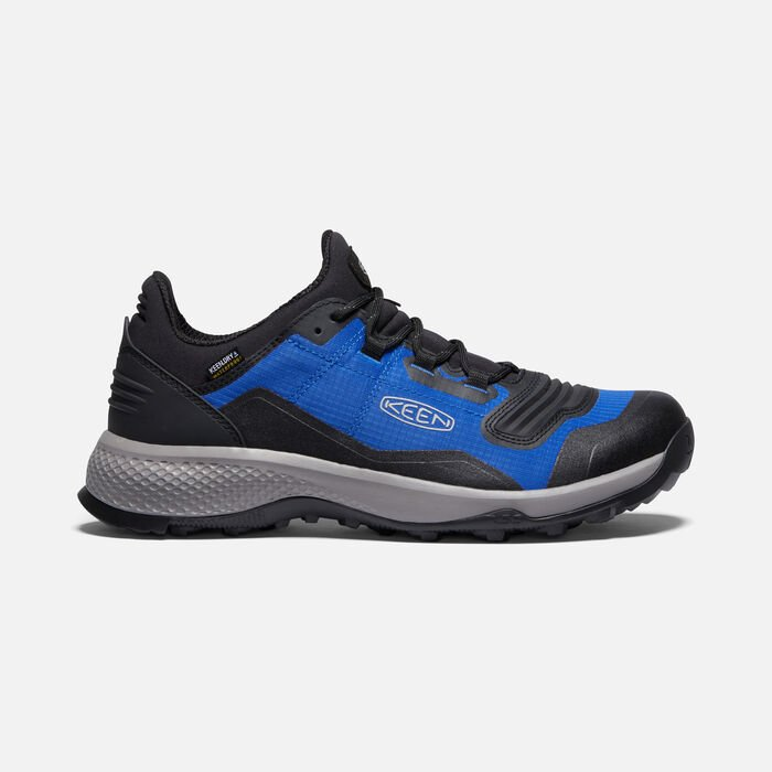 Men's Tempo Flex Waterproof in Classic Blue/Drizzle - large view.