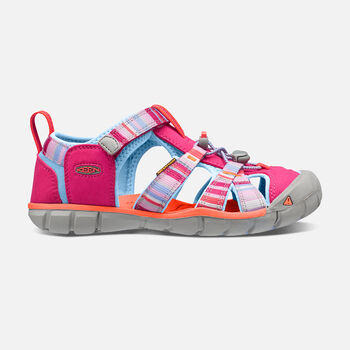 Little Kids' SEACAMP II CNX in BRIGHT ROSE/RAYA - large view.