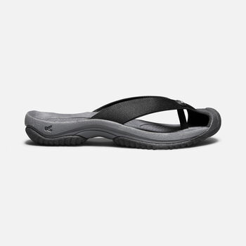 Men's Waimea H2 in BLACK/STEEL GREY - large view.