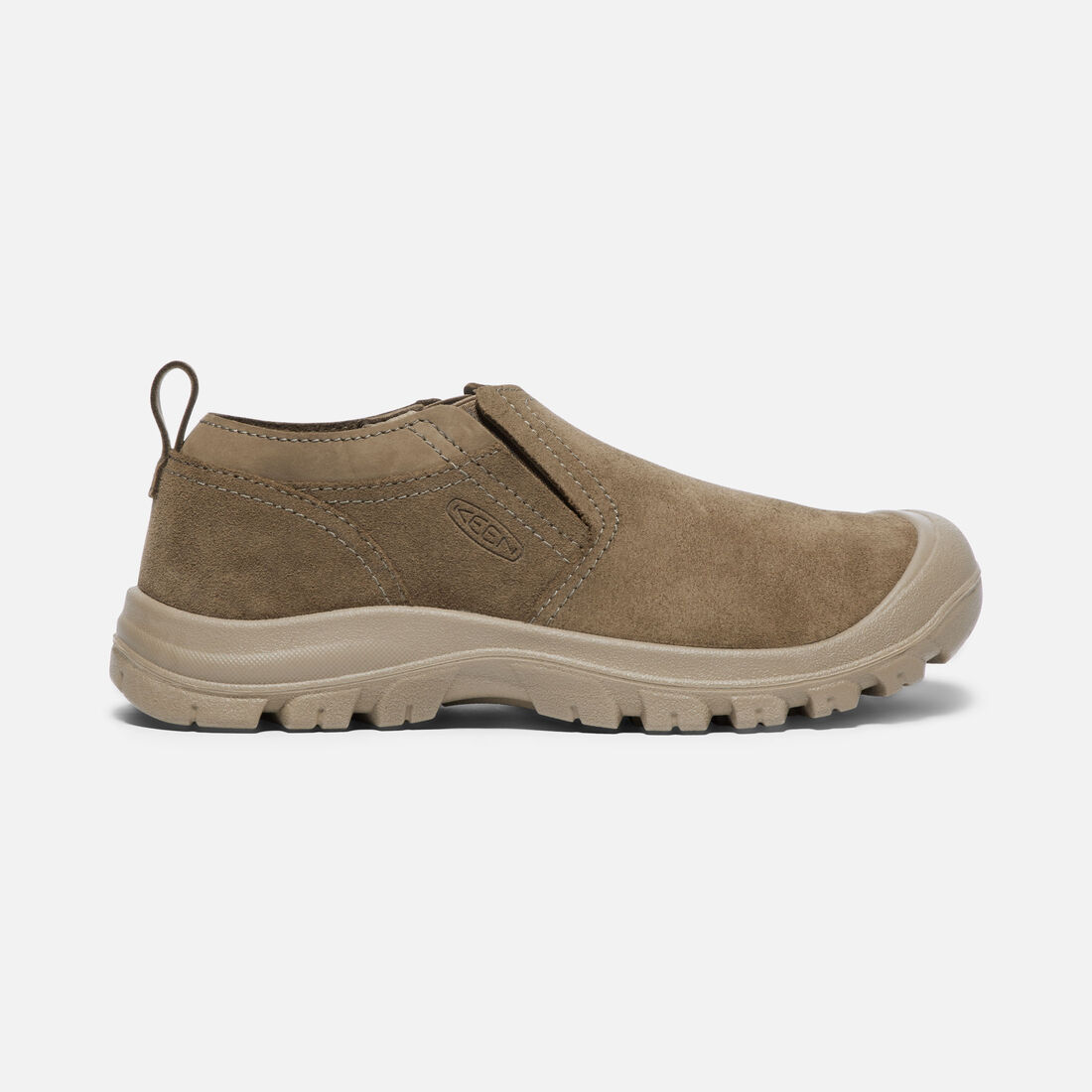 Men's Grayson Slip-On in Sage/Lama - large view.