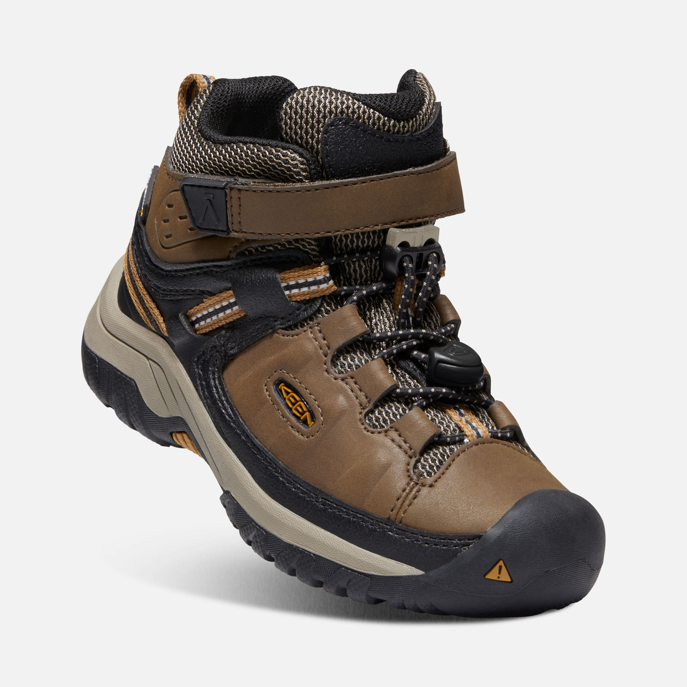Younger Kids' Waterproof Hiking Boots