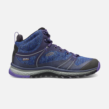 Women's TERRADORA Waterproof Mid in Astral Aura/Liberty - large view.