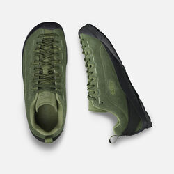 MEN'S JASPER CASUAL TRAINERS in BLACK FOREST/CLIMBING IVY - small view.