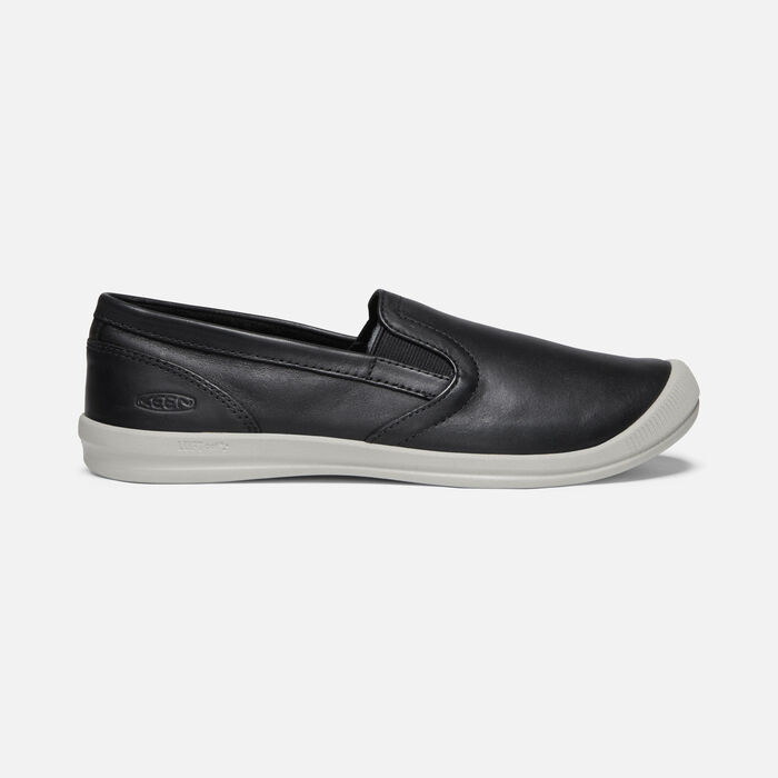 LORELAI SLIP-ON POUR FEMME in BLACK - large view.