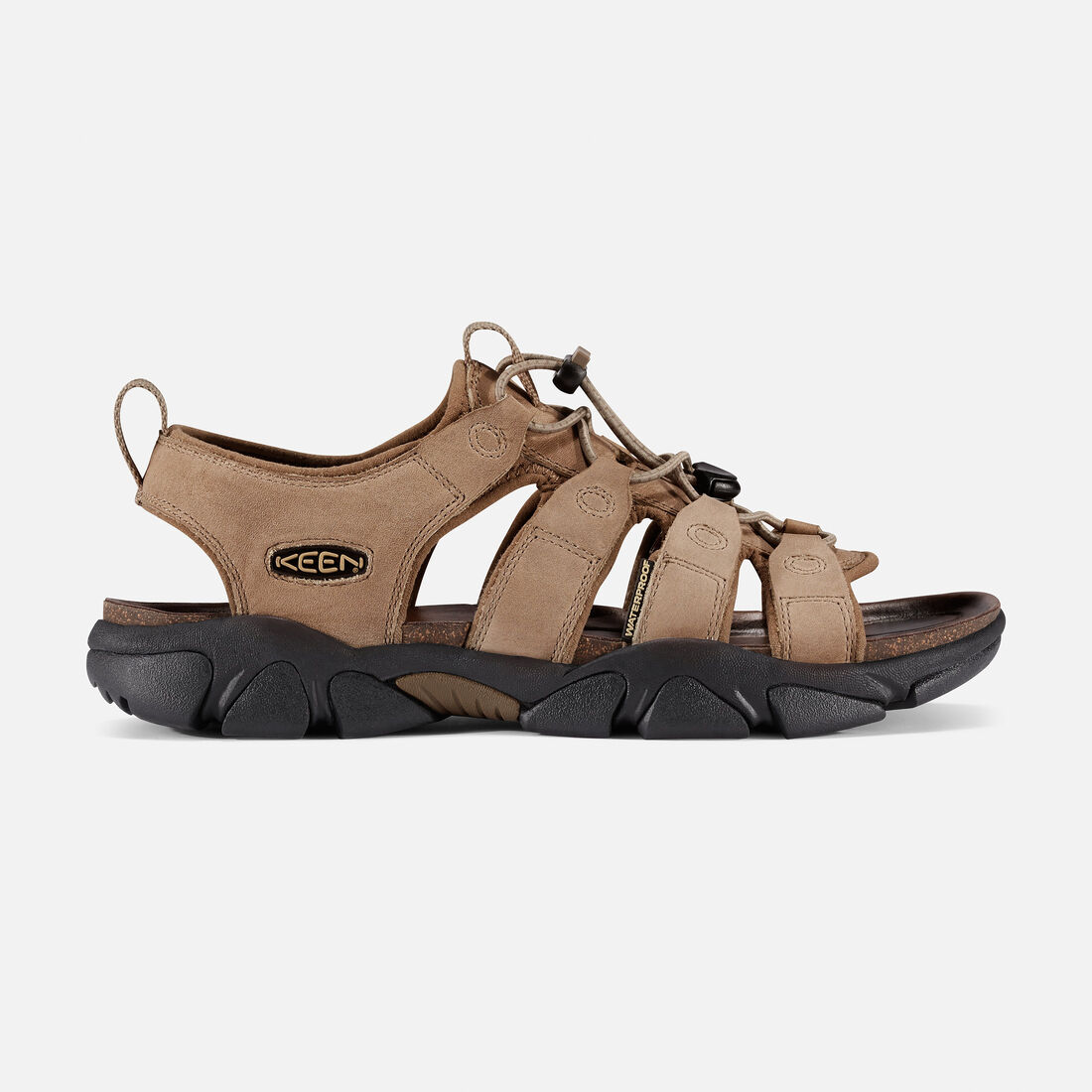 MEN'S DAYTONA SANDALS in Timberwolf - large view.