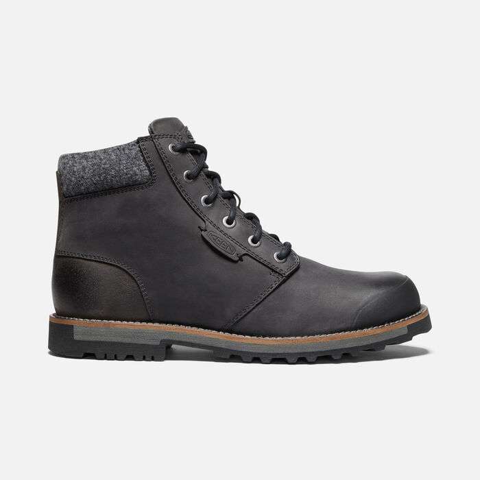 Men's The Slater II Casual Boots in Magnet - large view.