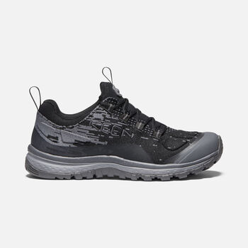 WOMEN'S TERRADORA EVO TRAINERS in BLACK/MAGNET - large view.