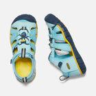 SEACAMP II CNX SANDALES POUR ENFANTS in Petit Four/Keen Yellow - small view.