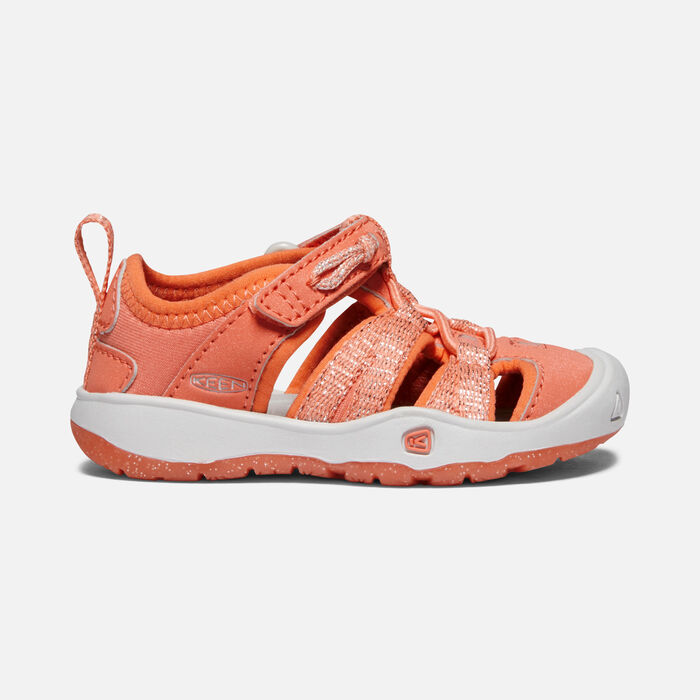 Toddler'S Moxie Sandals in Coral/Vapor - large view.