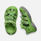 YOUNGER KIDS' NEWPORT H2 SANDALS in FLUORITE GREEN - small view.