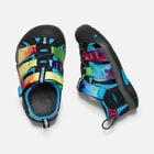 Toddlers' Newport H2 in RAINBOW TIE DYE - small view.