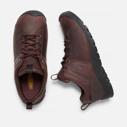 MEN'S CITIZEN KEEN WATERPROOF SHOES  in Gibraltar/Fudgesickle - small view.