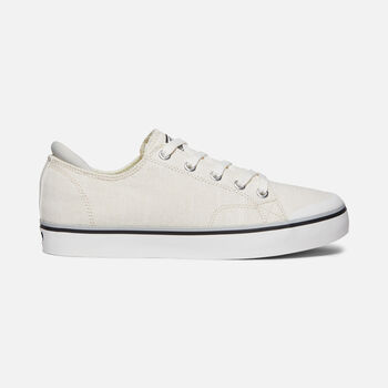 Women's ELSA III SNEAKER in WHITE - large view.