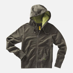 Bridgeport Hoodie pour femme in Black Olive/Black Olive - small view.