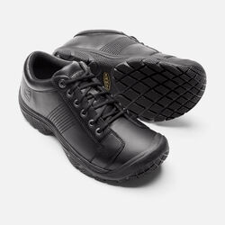 Men's PTC Oxford in Black - small view.