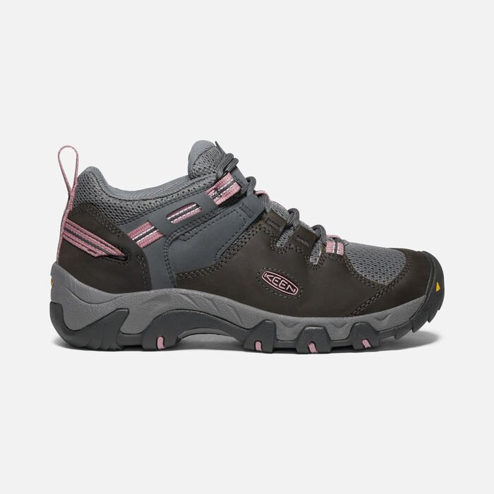 Women's Steens Vent Shoe in Magnet/Nostalgia Rose - large view.