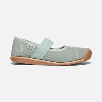 Sienna Canvas Mary Jane pour femme in LILY PAD/MULCH - large view.