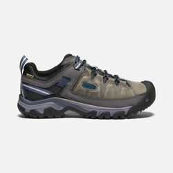 Men's TARGHEE III Waterproof in STEEL GREY/CAPTAIN'S BLUE - small view.
