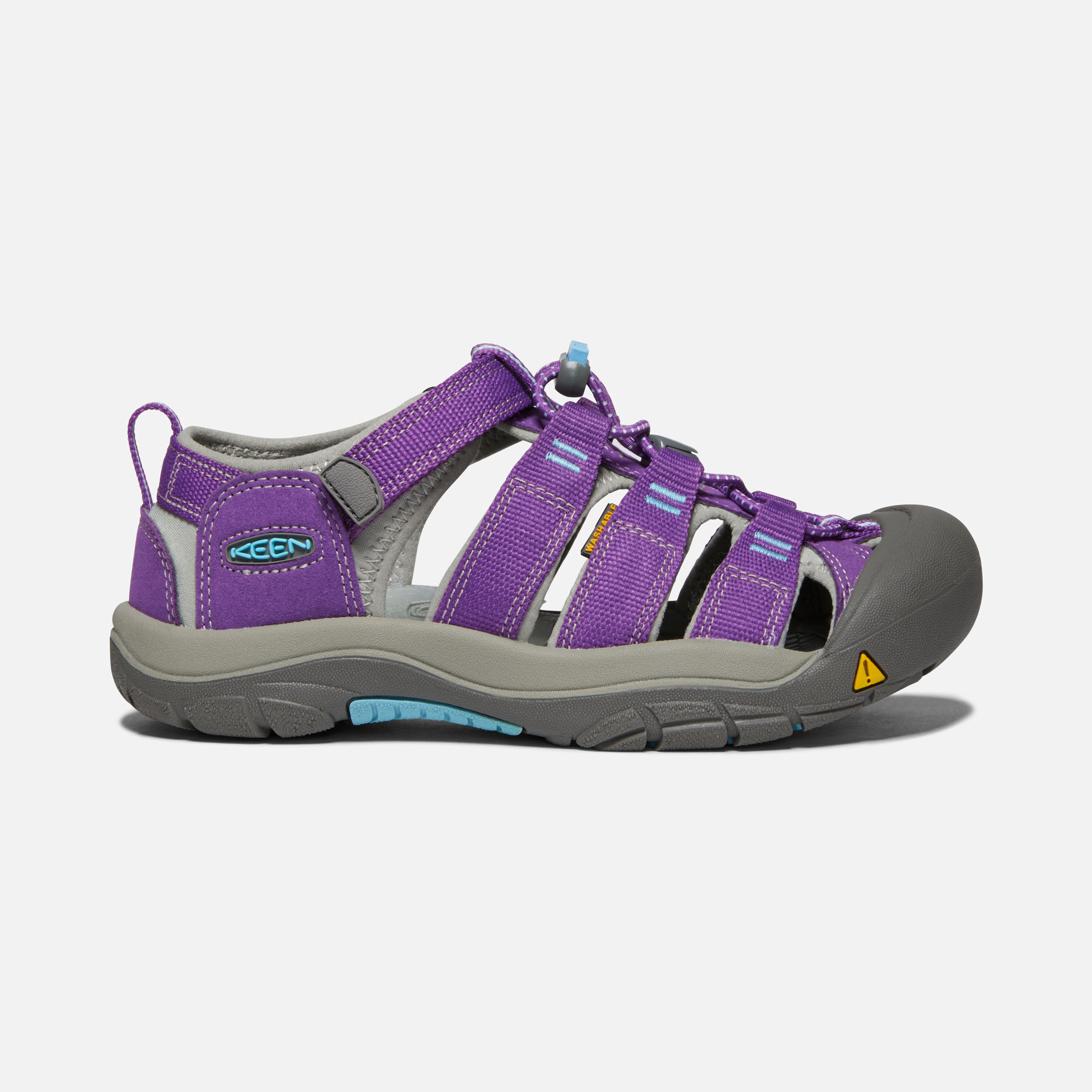 Keen Newport Purple Waterproof Sandals 12 Us Youth Kids Girls Clothing, Shoes & Accessories Kids' Clothing, Shoes & Accs