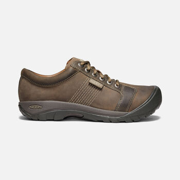 Men's Austin Casual Shoes in BRINDLE/BUNGEE CORD - large view.