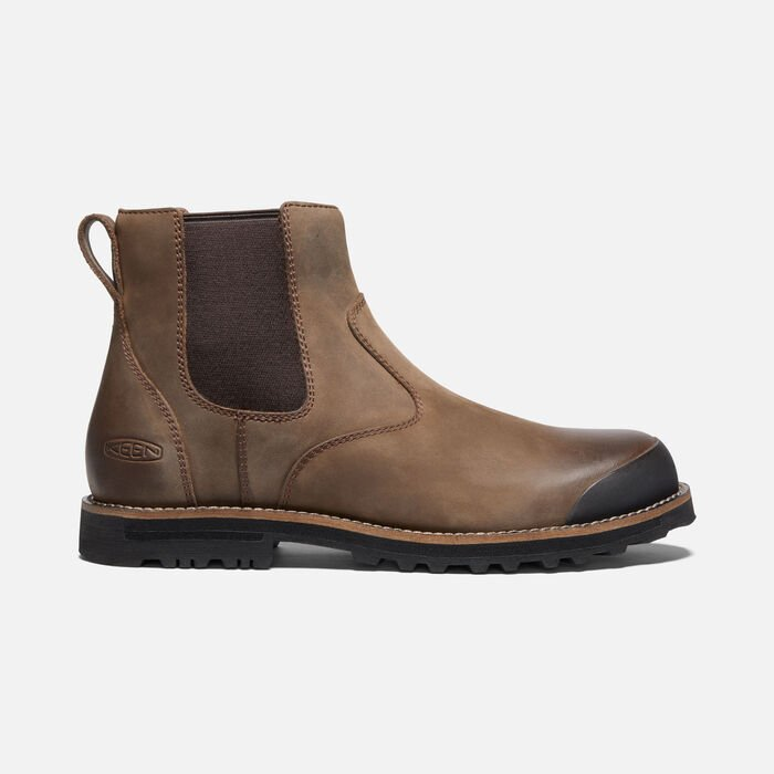MEN'S THE 59 II CASUAL CHELSEA BOOTS in TAWNY - large view.