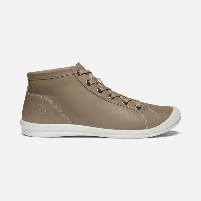 LORELAI CHUKKA POUR FEMME in BRINDLE - large view.