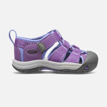 Toddlers' Newport H2 Sandals in Purple Heart/Periwinkle - large view.