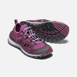 Women's TERRADORA ETHOS in GRAPE WINE/GRAPE KISS - small view.